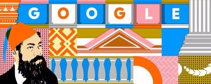 Google homenajea al arquitecto mexicano Antonio Rivas Mercado en el 166 aniversario de su nacimiento