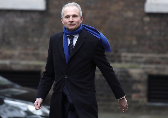 David Lidington, número dos de Theresa May