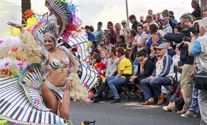 Periodistas de seis países promocionarán el Carnaval de Tenerife