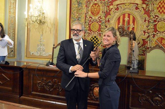 Montse Mínguez es perfila com a cap de llista del PSC al Congrés per Lleida