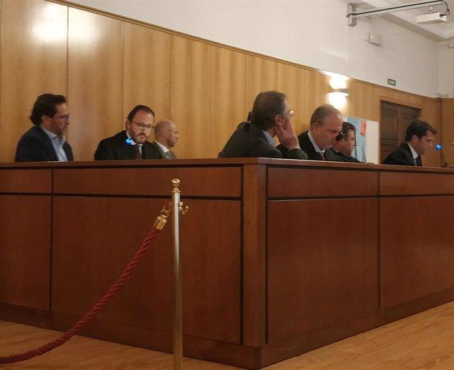 La Audiencia de Valladolid fija para el 12 de junio el inicio del juicio por el