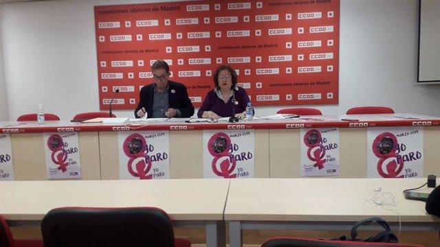 Las mujeres madrileñas trabajan 81 días gratis y tienen una pensión un 30% menos