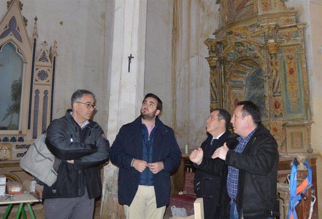 La Junta invierte 268.947 euros en la restauración de la iglesia de San Juan Bau
