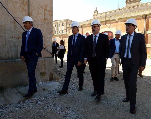 El centro 'Rodríguez Fabrés' de Salamanca se prepara para albergar  el ciclo de