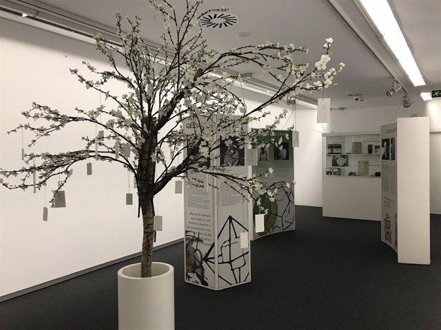 Exposición 'Huellas de Mujeres geniales' en el CaixaForum de Palma