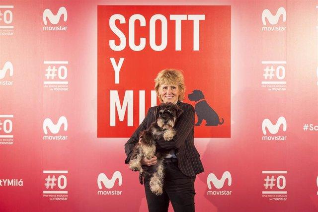 Mercedes Milá vuelve a televisión con 'Scott y Milá'