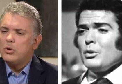 """¿Quién fue Pedrito Rico, el cantante español """"gemelo"""" de Iván Duque?"""