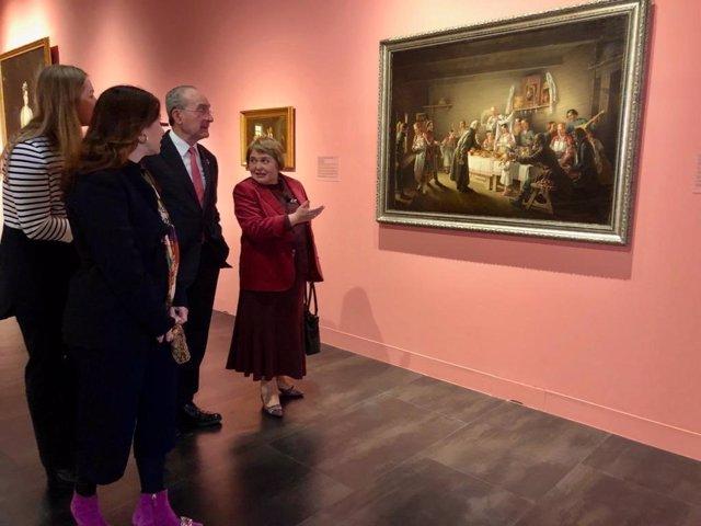 La Colección del Museo Ruso estrena tres exposiciones dedicadas a la mujer
