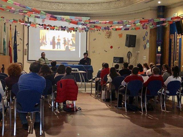 El dibujo 'Clai' representará a los niños de Huelva en el III Encuentro Provinci
