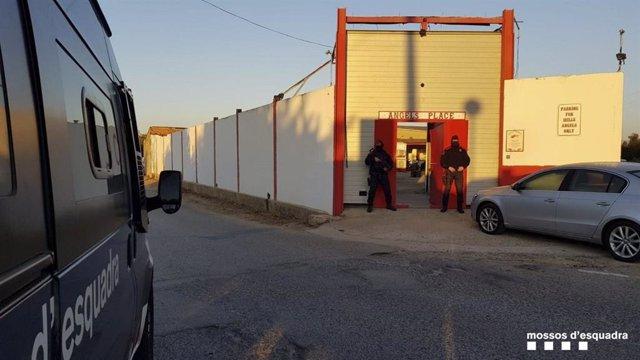 19 Detenidos En La Operación Contra Los Hells Angels Por Tráfico De Droga