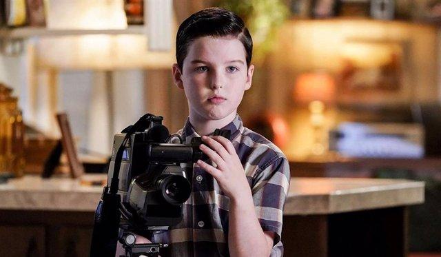 El joven Sheldon, la precuela de The Big Bang Theory