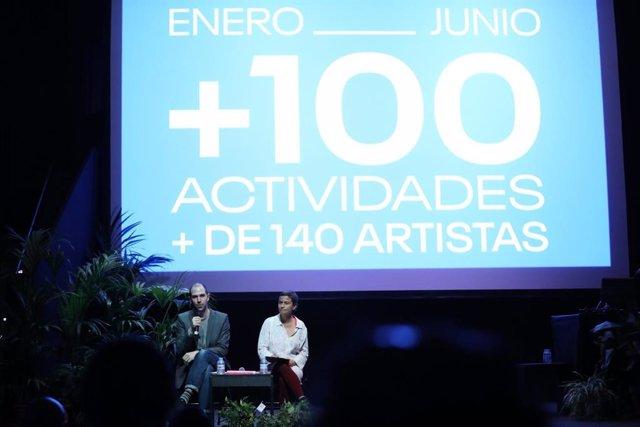 Conde Duque acogerá más de 100 propuestas artísticas en el primer semestre de 20