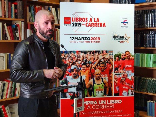 La Comunidad de Madrid une un año más el running y la literatura con 'Libros a l