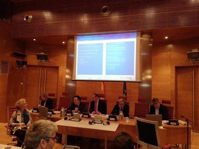 """La Confederación Autismo España denuncia en el Senado la """"escasa especialización"""