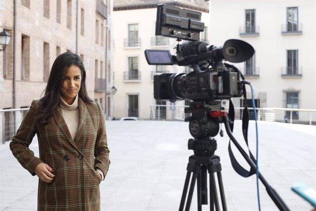 Declaraciones de la candidata de Ciudadanos al Ayuntamiento de Madrid, Begoña Vi