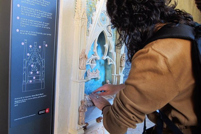 Barcelona impulsa almenys 14 iniciatives per promoure l'accessibilitat als museu