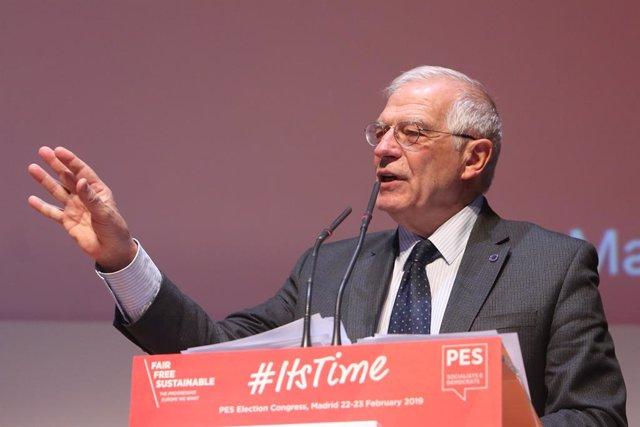 Josep Borrell (arxiu)