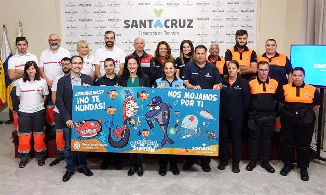 El Carnaval de Santa Cruz de Tenerife contará con 19 controles de seguridad y 15
