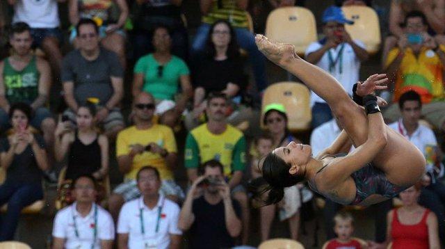 """Ingrid Oliveira habla sobre lo que ocurrió en Río 2016: """"Hicieron que mi culo va"""