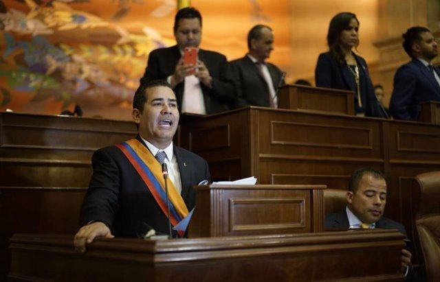 La Cámara de Representantes colombiana anuncia que apoyará al Gobierno en el cer