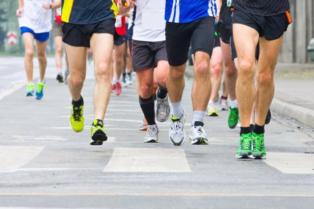 Adicción al ejercicio, carrera, corredores, maratón