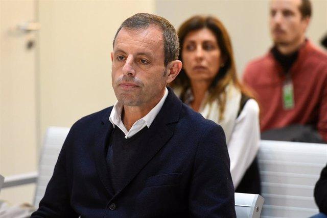 Juicio por blanqueo al expresidente del FC Barcelona, Sandro Rosell