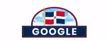 Google celebra con su 'doodle' la independencia de los dominicanos