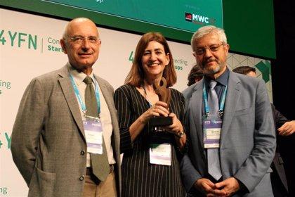 La aplicación Ariadna recibe una distinción en el marco del Mobile World Congress de Barcelona