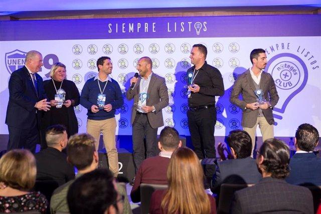 La empresa madrileña recogió el premio en Sevilla ante más de 900 agentes inmobi