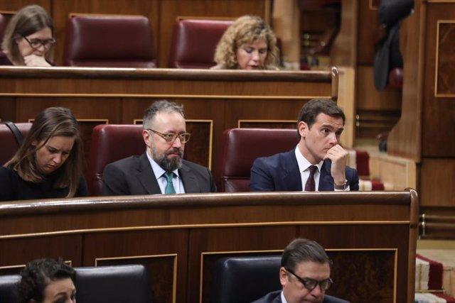 Comparecencia de Pedro Sánchez para informar al Congreso de las sociedades de su