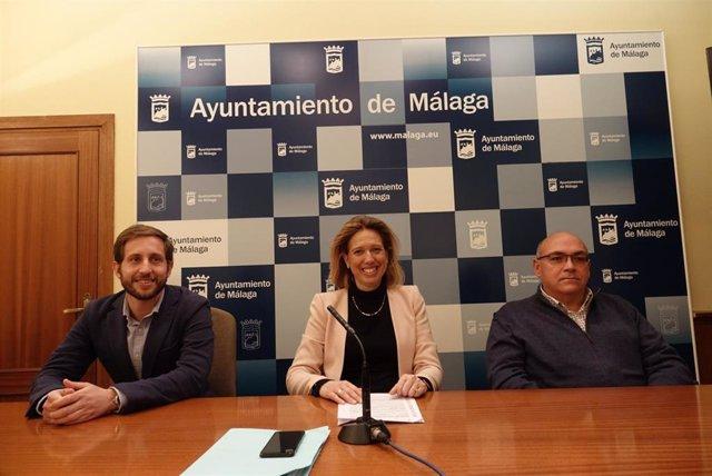Entra en funcionamiento en Málaga un nuevo servicio de taxis para personas con m