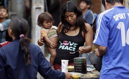Asesinan a un indígena frente al Congreso de Paraguay