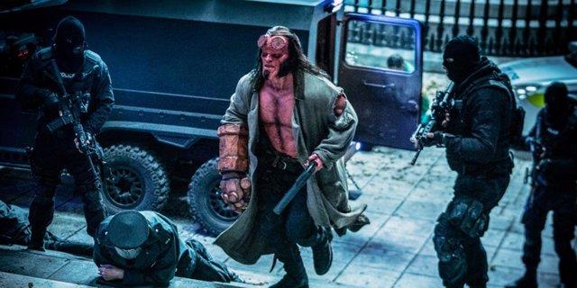 Nuevo tráiler del Hellboy