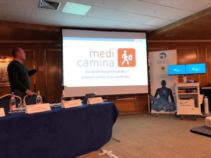 MediCamina, una aplicación que conecta al paciente con su médico para asegurar una actividad física regular