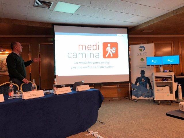 MediCamina, una aplicación que conecta al paciente con su médico para asegurar u