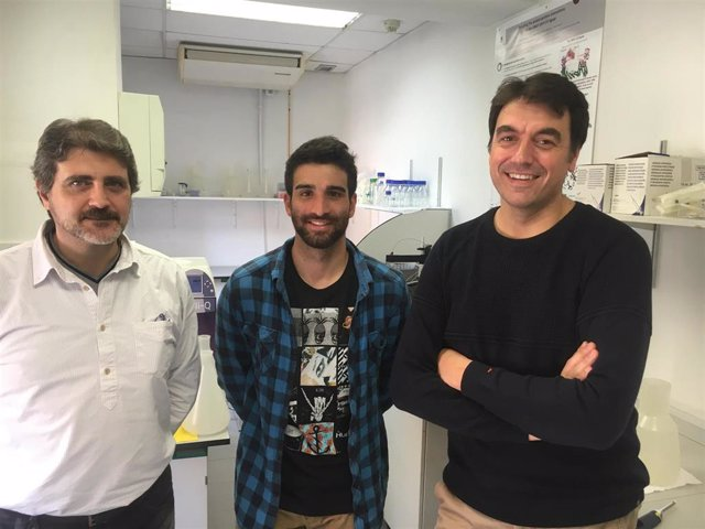Investigadores de la Universitat de Barcelona (UB)