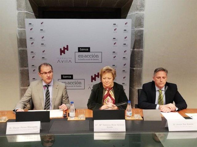 Bankia y Fundación Ávila convocan ayudas por 80.000 euros para proyectos de acci