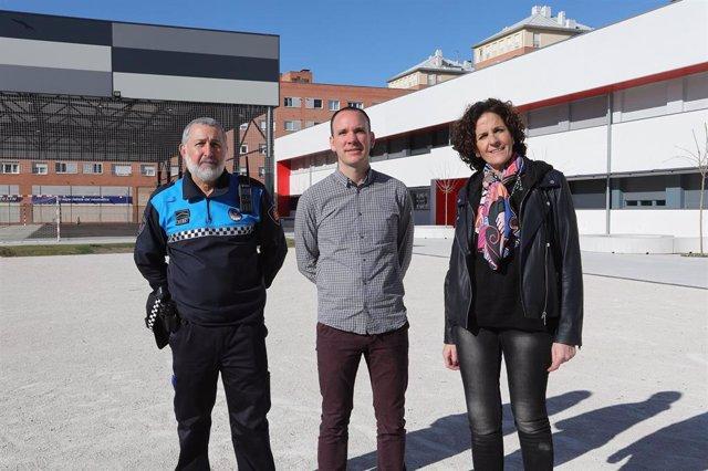 Ayuntamiento y Gobierno desarrollarán en el instituto Iparralde alternativas soc