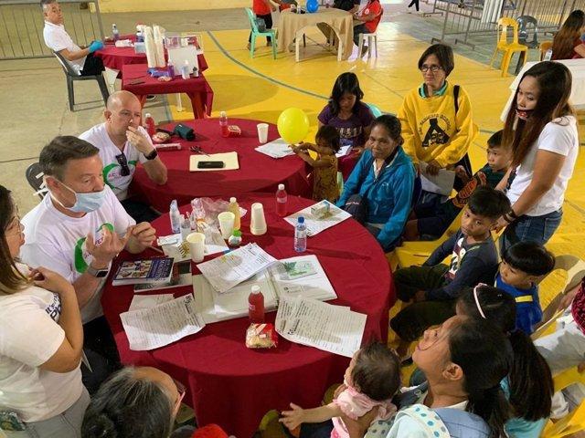 Laboratorios Quinton colabora en la Misión 2019 de la Fundación Genoveva Castro