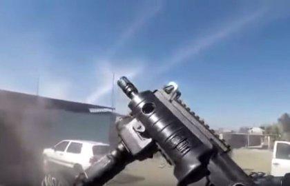 Filtran un vídeo de la ejecución de miembros del Cártel de Jalisco Nueva Generación por el Cártel de Santa Rosa de Lima