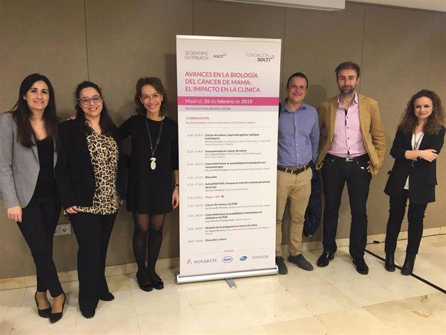 'Scientific Outreach' Del Grupo Académico De Investigación Clínica En Cáncer De