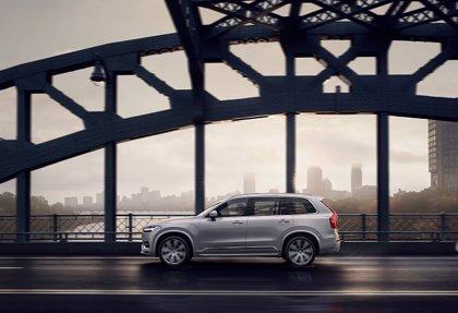 Volvo empezará a fabricar el nuevo XC90 en mayo, aunque ya está disponible para pedidos