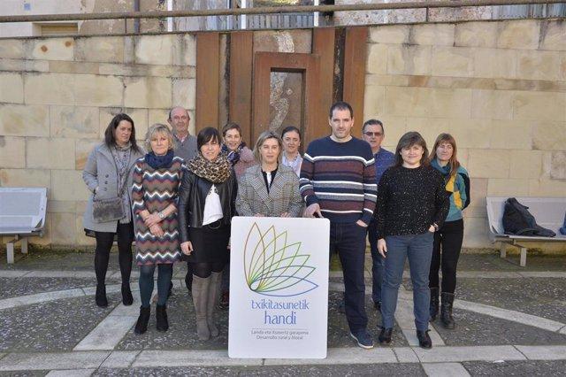 Gobierno Vasco impulsó 22 proyectos de desarrollo rural en Montaña Alavesa duran