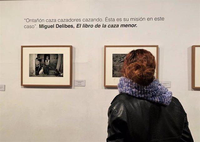 Valladolid.- Muestra 'Cazando Imágenes'