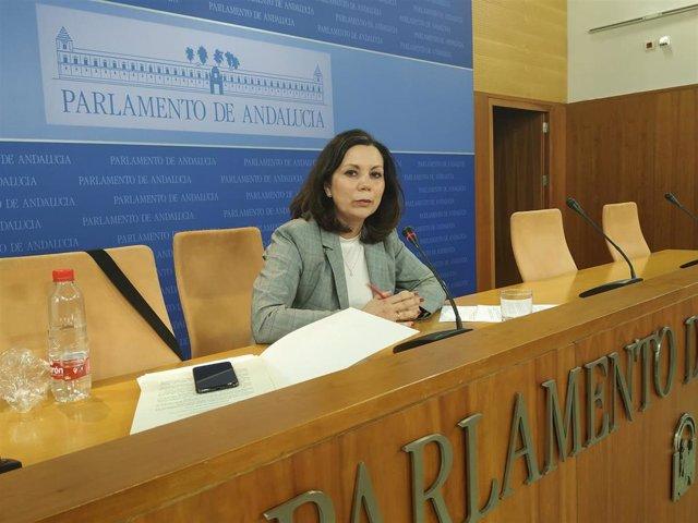 Ángela Mulas, Diputada De Vox