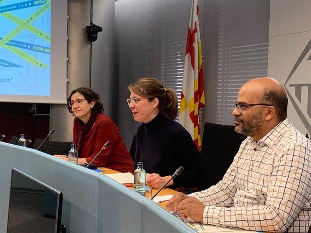 Barcelona crea el programa 'Escola Respira' per millorar la qualitat de l'aire