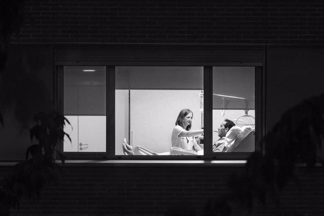 El enfermero Ángel Atanasio Rincón gana el primer premio de FotoEnfermería 2018