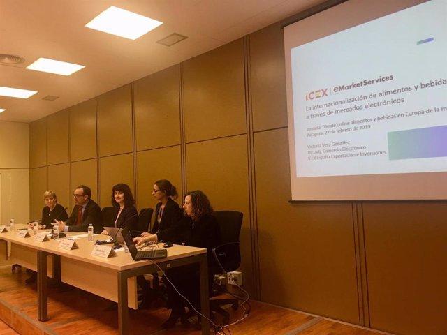 ICEX celebra una jornada sobre internacionalización y venta online de productos