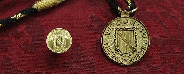 Medalles d'Or de la CAIB
