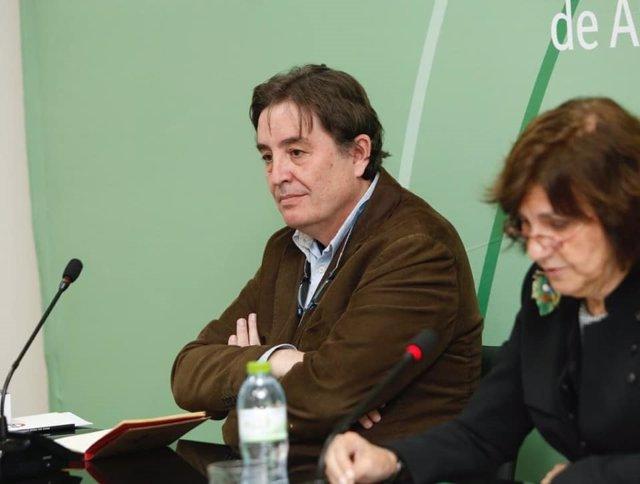 El director de l'Institut Cervantes, Luis García Montero